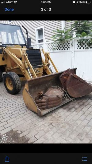 F80 Case back hoe for Sale in West Haven, CT
