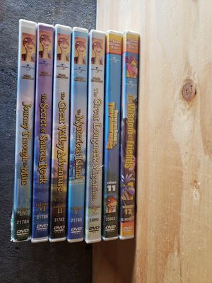 Kids DVDs. Land Before Time for Sale in Bradbury, CA