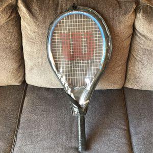 Wilson Tennis Racket for Sale in Tujunga, CA