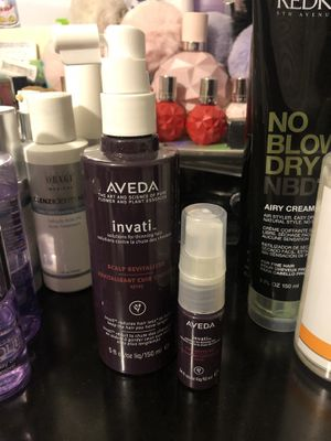 Various hair products for Sale in Hesperia, CA
