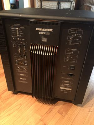 Mackie Subwoofer for Sale in Woodinville, WA