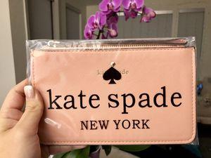 New! Kate Spade soft pink wristlet for Sale in Denver, CO