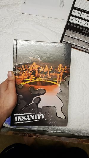 9 Insanity Workout DVDs for Sale in Nashville, TN