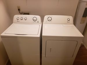 Armana washer and dryer set for Sale in University Place, WA