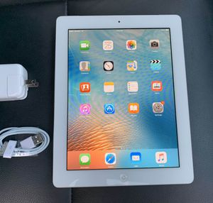 "Apple iPad 3, 3rd Generation 32GB -(9.7"") Wi-Fi+ Sim ,Any Carrier Any Country Excllent Condition for Sale in Springfield, VA"