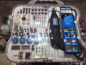 Trade Craft 220 pieces Rotatory tool set for Sale in Hollywood, FL