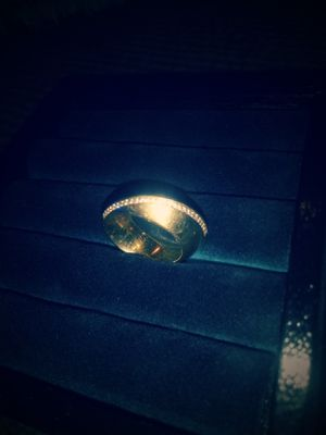 24 carat gold ring for Sale in Little Rock, AR