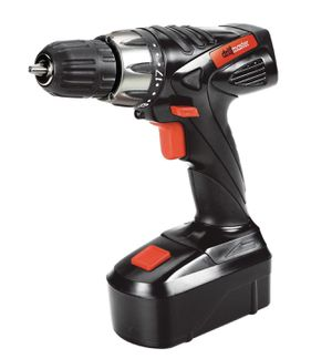 Drill master 18 Volt 3/8 In Cordless Drill/Driver Kit for Sale in Willard, MO