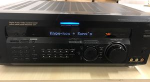 Sony DTS Stereo Receiver 5.1 for Sale in Gilbert, AZ