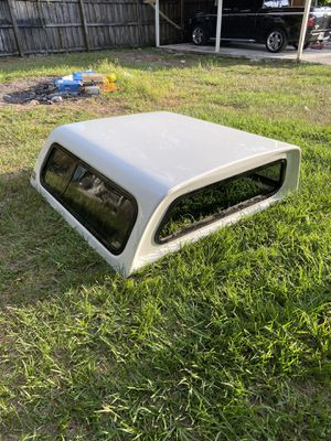 Tacoma camper for Sale in Plant City, FL