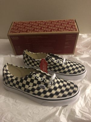VANS BRAND NEW SIZE-10 MENS for Sale in Jessup, MD