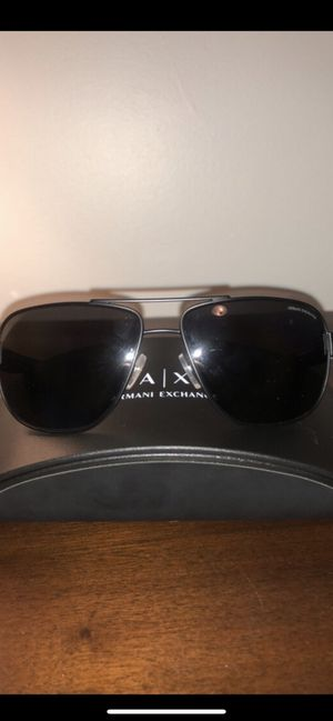 Brand new Armani sunglasses with case for Sale in Plymouth, MA