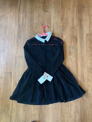 Black lace mini dress for Sale in Alameda, CA