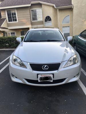 2008 Lexus IS 250 for Sale in Irvine, CA