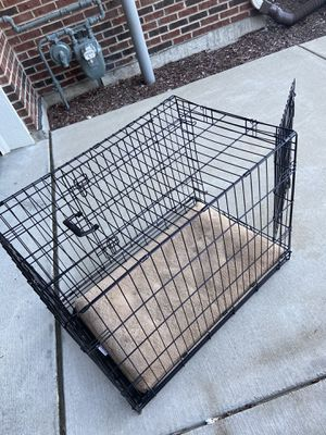 Dog crate for medium to large dog for Sale in Naperville, IL