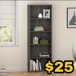 New bookshelves $25 each for Sale in Dallas, TX