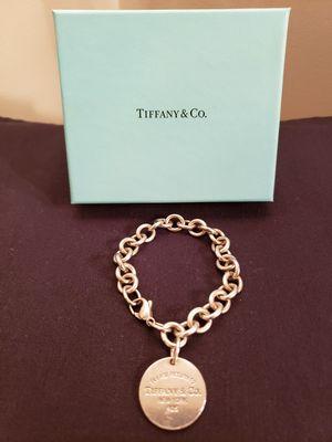 Women's Tiffany Bracelet for Sale in Wayne, IL