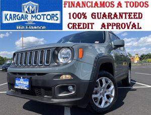2018 Jeep Renegade for Sale in Manassas, VA