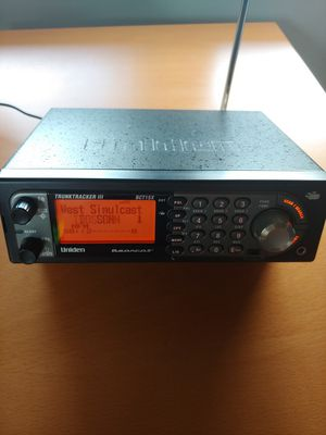 Uniden BCT15X GPS Enabled Scanner for Sale in Kenmore, WA