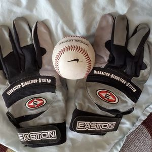 Baseball Gloves & Ball for Sale in Bakersfield, CA
