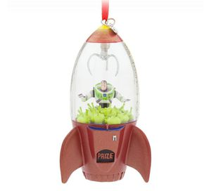 Disney Buzz Alien Spacecrane Ornament for Sale in Essex, MD