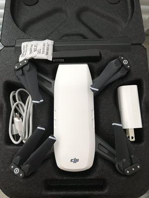 DJI Spark Drone White for Sale in Fullerton, CA