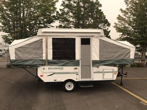 2006 Rockwood Freedom pop up tent camper for Sale in Federal Way, WA