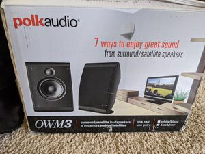 Polk Audio for Sale in Mill Valley, CA