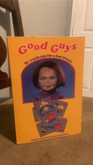 Chucky good guys action figure with accessories for Sale in Compton, CA