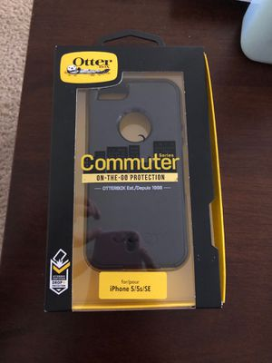 Otter Box Case iPhone 5/5s/SE for Sale in Raleigh, NC
