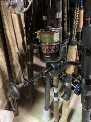 BassPro Offshore Angler 10' Surf Rod for Sale in Whitman, MA
