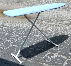 Large ironing board with free DELIVERY for Sale in Tampa, FL