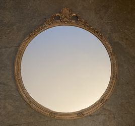 Vintage Gold Mirror for Sale in Milwaukie,  OR