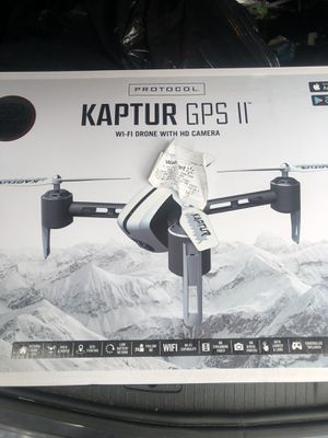 Kaptur gps2 WiFi drone for Sale in North Charleston, SC
