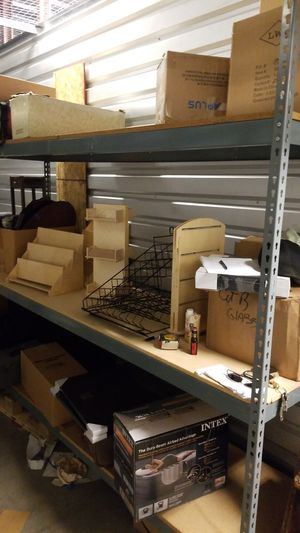 "Shelving unit 8'x24""x72"" for Sale in Midlothian, VA"