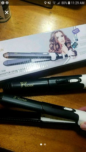 2 Yuchun Hair Straighteners for Sale in Las Vegas, NV