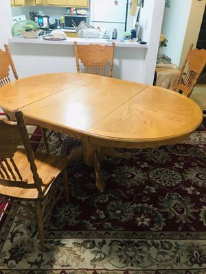 Kitchen or Dining Table 7-piece Set for Sale in San Jose, CA