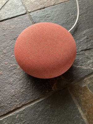 Google Nest Mini (2nd Generation) Coral for Sale in San Diego, CA