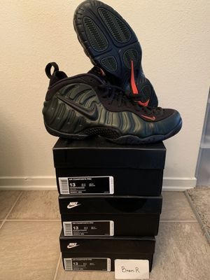 Nike Foamposites Size 13 Brand New for Sale in Fresno, CA