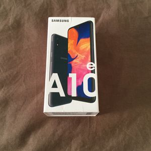 BRAND NEW SAMSUNG GALAXY A10e 32gb with 14 days of service left on it! METRO PCS/T-MOBILE. for Sale in North Las Vegas, NV