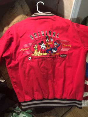 WALT DISNEY Official Jacket for Sale in West Valley City, UT