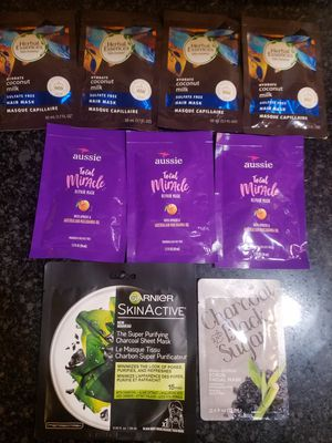 Hair and face mask bundle for Sale in Hanover, MD