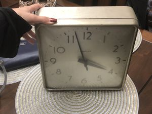 Simplex vintage wall clock for Sale in Bedford Park, IL