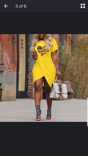 Yellow dress for Sale in Philadelphia, PA