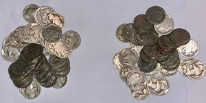 Roll of 40 Buffalo Nickels X2 for Sale in Beaverton, OR