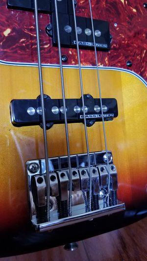 Fender Squier Standard PJ BassLines Modified for Sale in Redondo Beach, CA