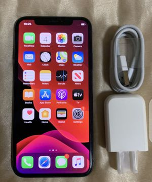 iPhone X's Max for Sale in Bloomfield, NJ