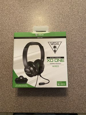Turtle Beach XO One w/ free game for Sale in Tampa, FL