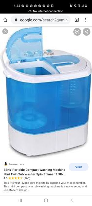 Portable washer dryer for Sale in Bakersfield, CA