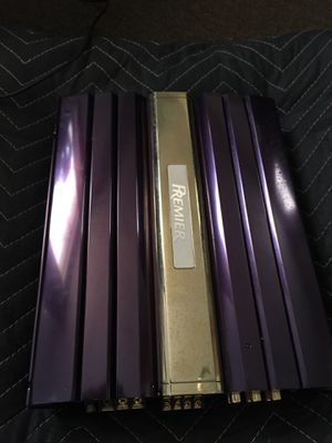 Pioneer premier amplifier for Sale in Pittsburgh, PA